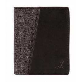 Marshall Denim & Leather Black / Grey