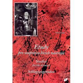 Publikace Miloš Veselý - Etudy pro soupravu bicích nástrojů