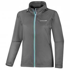 Kilimanjaro dámská bunda do deště černá, vel. XL