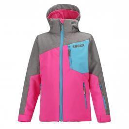 Snoxx Bambina OT dětská bunda růžová, vel. 110
