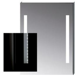 Zrcadlo s fazetou Jika Clear 100x81 cm H4557611731441