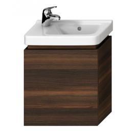 Koupelnová skříňka pod umyvadlo Jika Cubito 45x24,1x48 cm borovice tmavá H40J4201004611