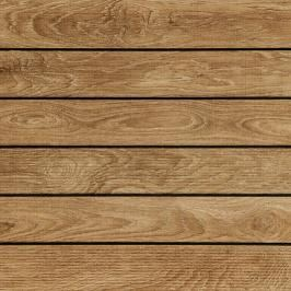 Dlažba Kale Deck walnut 45x45 cm mat GSN6070