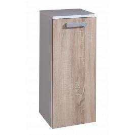 Koupelnová skříňka nízká Naturel Vario 30x30 cm dub bardolino VARIOK30BIDB