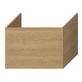 Koupelnová skříňka pod desku Jika Cubito 64x39,8x48 cm dub H41J4243015191