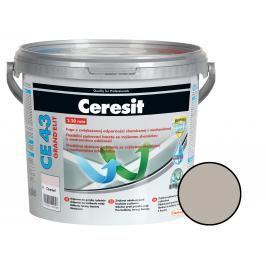 Spárovací hmota Ceresit CE 43 šedá 5 kg CG2WA CE43507