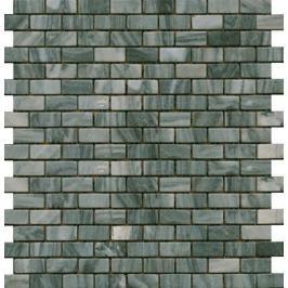 Kamenná mozaika Premium Mosaic Stone šedá 29x30 cm mat STMOS1530GYW