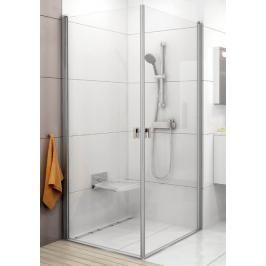 Sprchový kout 100x195 cm Ravak Chrome chrom matný 1QVA0U01Z1