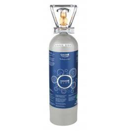 Startovní sada 2 kg co2 lahev Grohe Blue Home 40423000