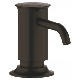 Dávkovač mýdla Grohe Authentic leštěný bronz 40537ZB0