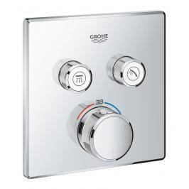Termostat Grohe Smart Control s termostatickou baterií chrom 29124000