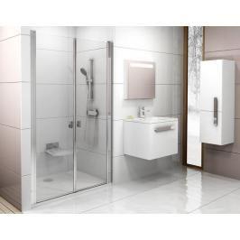 Sprchové dveře 90x195 cm Ravak Chrome chrom lesklý 0QV7CC0LZ1