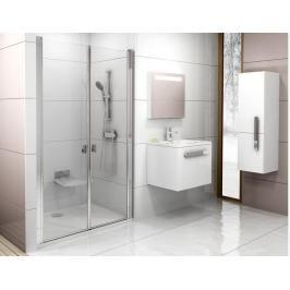 Sprchové dveře 100x195 cm Ravak Chrome chrom lesklý 0QVACC0LZ1