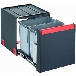 Odpadkový koš Franke Sorter Cube 40 2x14 l