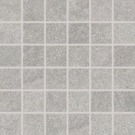 Mozaika Rako Kaamos šedá 30x30 cm mat DDM06587.1