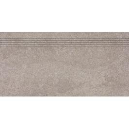 Schodovka Rako Kaamos béžovošedá 30x60 cm mat DCPSE589.1