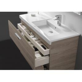 Koupelnová skříňka pod umyvadlo Roca Prisma 59x46x66,7 cm jasan A856881321