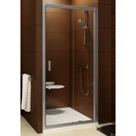 Sprchové dveře 120x190 cm Ravak Blix bílá 0PVG0100Z1