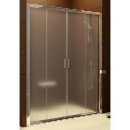 Sprchové dveře 130x190 cm Ravak Blix bílá 0YVJ0100Z1