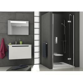 Sprchové dveře 90x190 cm pravá Ravak Smartline chrom lesklý 0SP7AA00Z1