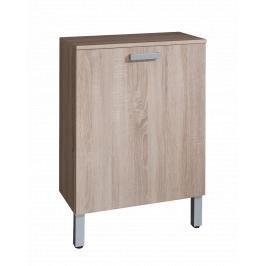 Koupelnová skříňka nízká Naturel Vario 60x30 cm dub bardolino VARIOK60DBDB