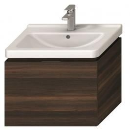 Koupelnová skříňka pod umyvadlo Jika Cubito 64x46,6x48 cm borovice tmavá H40J4243014611