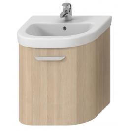 Koupelnová skříňka pod umyvadlo Jika Deep 48x40x49,8 cm béžová H4541314343401
