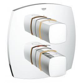 Termostat Grohe Grandera s termostatickou baterií chrom / gold 19934IG0