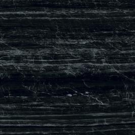Dlažba Graniti Fiandre Marmi Maximum Nero Supremo 75x75 cm leštěná MML29677