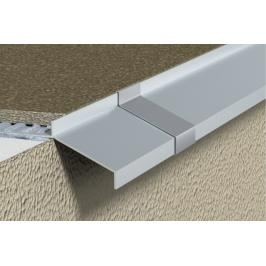 Lišta balkonová hliník elox, 9 mm ALEOP940250