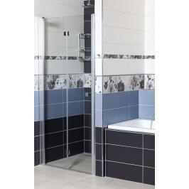 Sprchové dveře 90x195 cm Siko SK chrom lesklý SIKOSK90