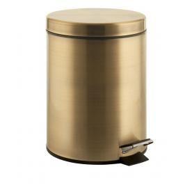 Odpadkový koš volně stojící Sapho 3 l bronz 2609