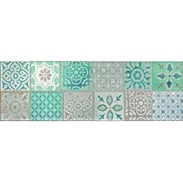 Dekor Ragno Frame milk patchwork 25x76 cm lesk FRR4YM