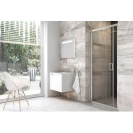 Sprchové dveře 80x190 cm Ravak Blix chrom lesklý X01H40C00Z1