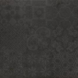 Dekor Sintesi Planet nero 60x60 cm mat PLANET7501