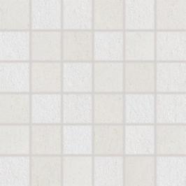 Mozaika Rako Unistone bílá 30x30 cm mat DDM06609.1