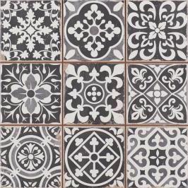 Dlažba Peronda FS Faenza negro 33x33 cm mat FSFAENZAN