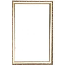 Zrcadlo Naturel Aria 88x68 cm zlatá NATURELARZ8868