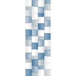 Dekor Peronda Granny azul 25x75 cm, lesk DGRANNYA