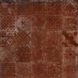 Dekor Exagres Alhamar rojo 33x33 cm mat DALHAMAR33RO