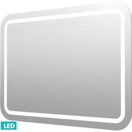 Zrcadlo s LED osvětlením Naturel Iluxit 100x70 cm ZIL10070KLEDS
