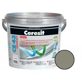 Spárovací hmota Ceresit CE 43 antracite 5 kg CG2WA CE43513