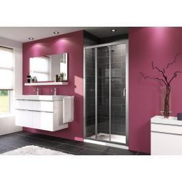 Sprchové dveře 100x190 cm Huppe Next chrom matný 140305.069.322