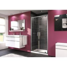 Sprchové dveře 90x190 cm Huppe Next chrom matný 140905.069.322