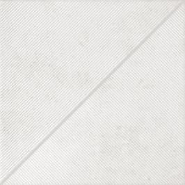 Dekor Rako Form světle šedá 33x33 cm mat DDP3B695.1