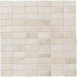 Mozaika Dom Entropia bianco 30x30 cm mat DEN10MM