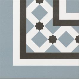 Roh Peronda FS Patchworks Henley ice 22,5x22,5 cm mat THENLEYIC
