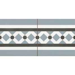 Lem Peronda FS Patchworks Henley ice 22,5x45 cm mat CHENLEYIC