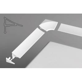 Ravak Krycí lišta 11/1100 bílá XB461100001
