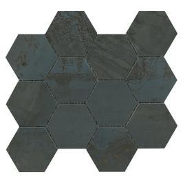 Mozaika Sintesi Met Arch oxide 30x34 cm mat MA12463